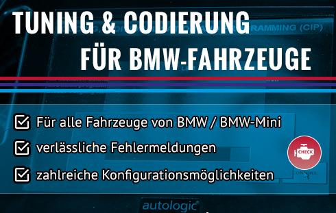 BMW-Tuning-Codierung