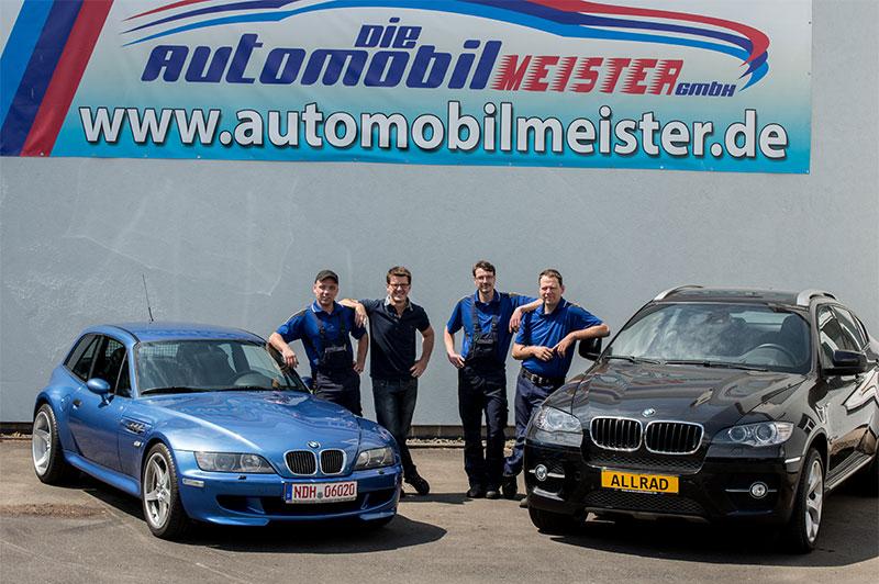 Startseite-Automobilmeister-KFZ-Werkstatt-BMW